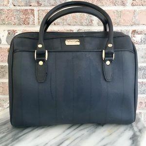 Liz Claiborne Vintage Women's Navy Bag